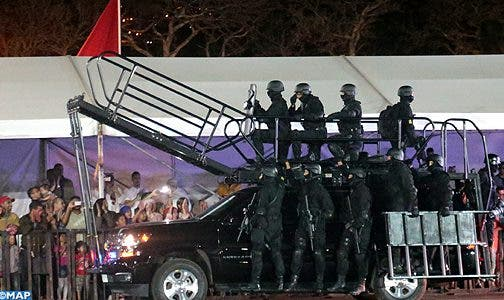 Photo of فرق التدخل السريع .. نخبة استباقية، سريعة وفعالة