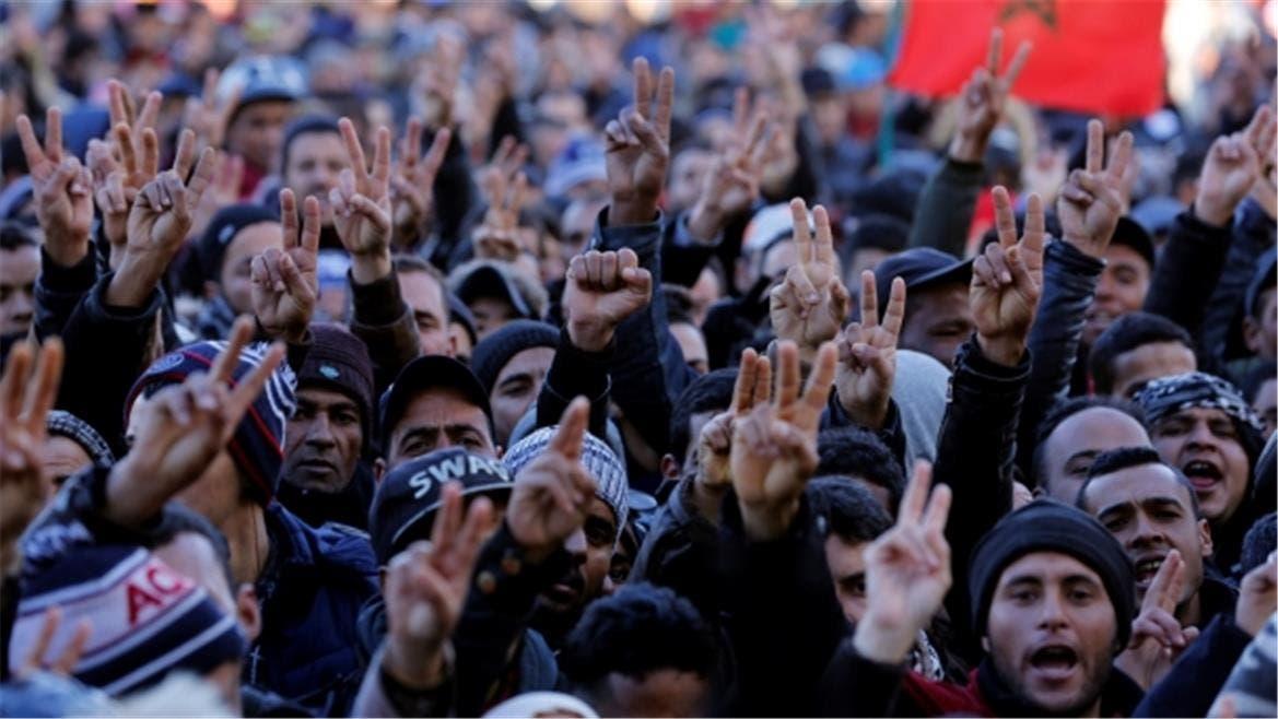 Photo of قرابة 3 ملايين مغربي خرجوا للاحتجاج في عامين