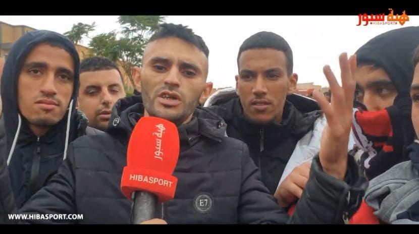 Photo of مشجع أكاديري قطع مئات الكيلومترات ليصطدم بغياب التذاكر