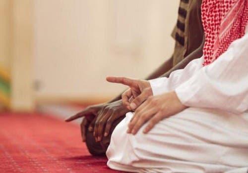 Photo of أمريكي يعلن إسلامه بمسجد في مراكش