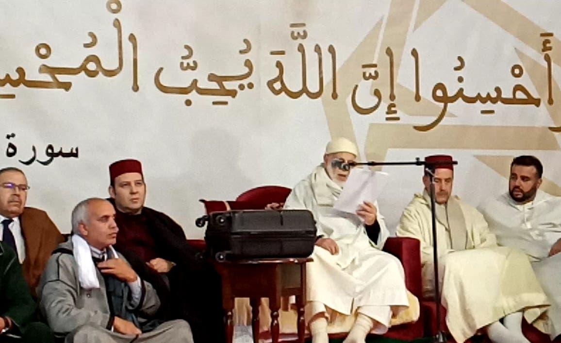 Photo of مشيخة الطريقة البودشيشية تختتم بإحياء الليلة الكبرى للمولد النبوي بمداغ