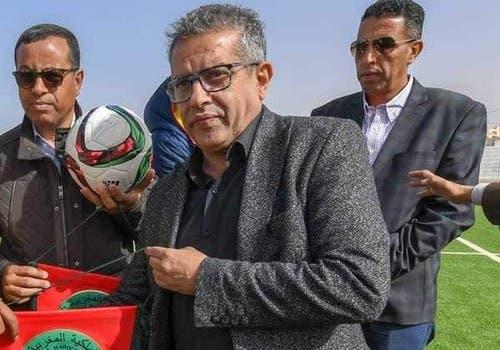 Photo of السنوسي يضع برنامج عمل للرقي بكرة القدم الوطنية والهواة