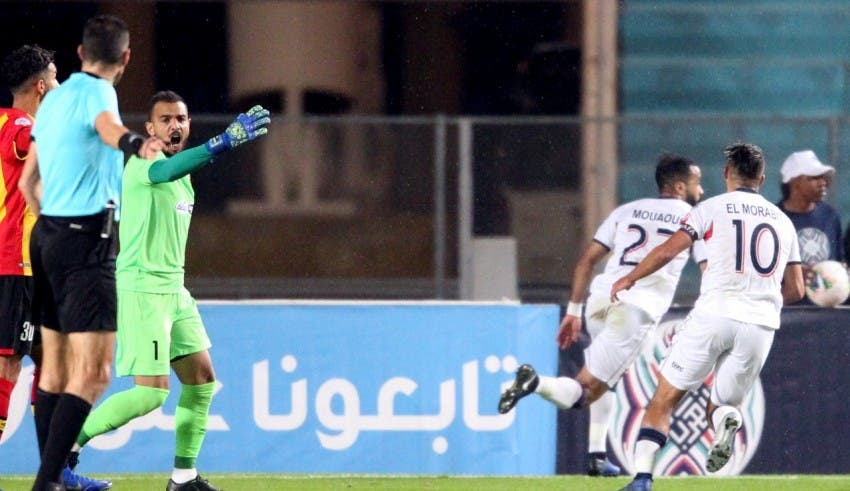 Photo of القرش المسفيوي يطيح بالترجي من البطولة العربية