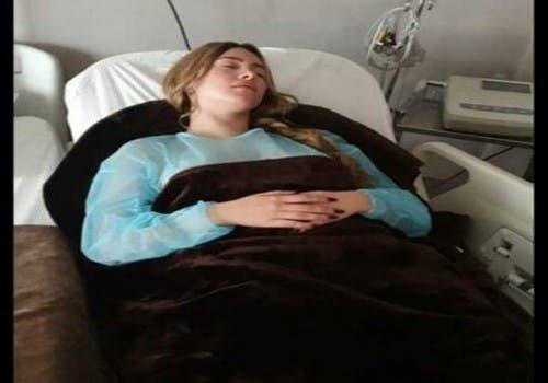 Photo of الفنانة خولة بنعمران تخضع لعملية جراحية