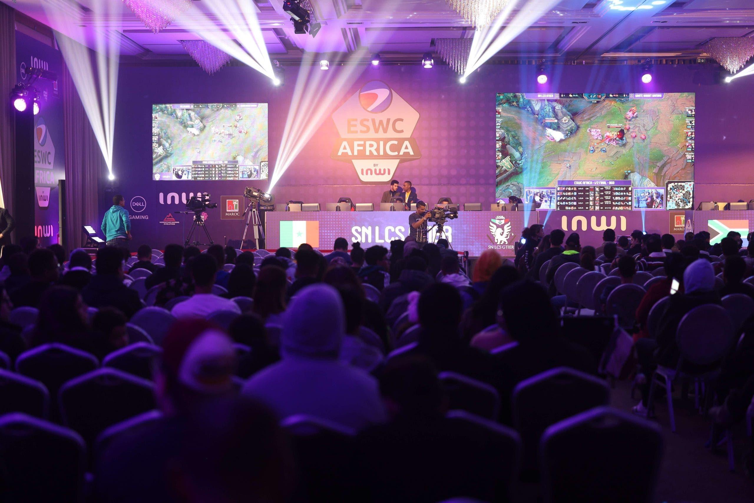 Photo of بنجاح استثنائي .. المهرجان الإفريقي للألعاب الإلكترونية لإنوي يختتم دورته الثانية