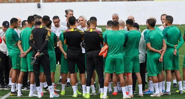Photo of تشكيلة المنتخب المغربي أمام بوروندي