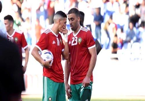 """Photo of خلاف حمد الله وفيصل فجر .. بوصوفة يحكي ما وقع في معسكر """"الأسود"""""""