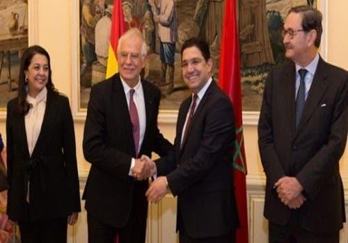 Photo of إسبانيا والمغرب يجريان تقييما إيجابيا لتعاونهما في مختلف المجالات