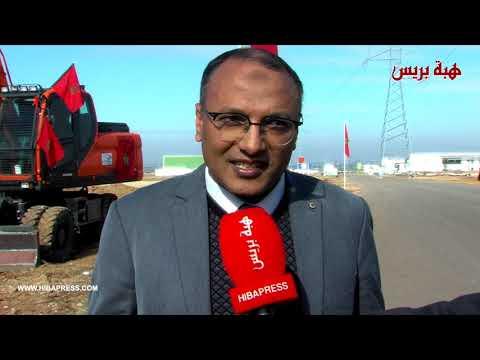 Photo of بمناسبة عيد الاستقلال والي جهة بني ملال يعطي إنطلاقة لمجموعة من المشاريع