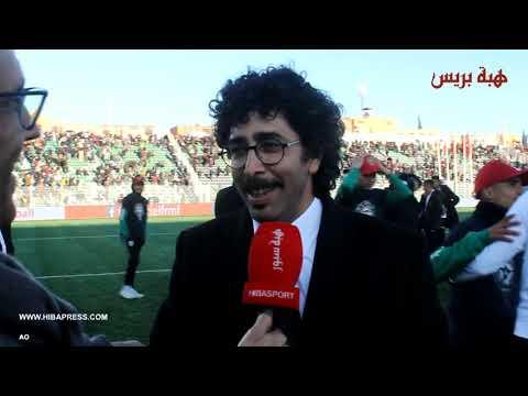 Photo of باطما متأثرا، يهدي فوز الطاس بكأس العرش إلى العربي باطمة وحميد وكيرة