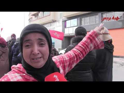 "Photo of الفقر والحاجة يخرج إمرأة باكية عن صمتها "" حكايتها بعد الطرد من العمل """