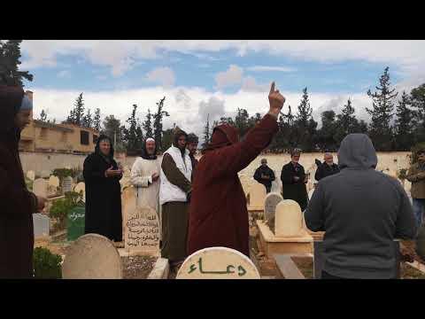 Photo of الشيخ عبد الله نهاري: كلمة في جنازة إحدى الاخوات رحمة الله عليها