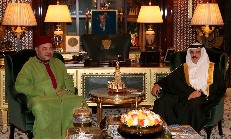 Photo of الملك: متمنياتنا للشعب البحريني الشقيق بدوام التقدم والازدهار