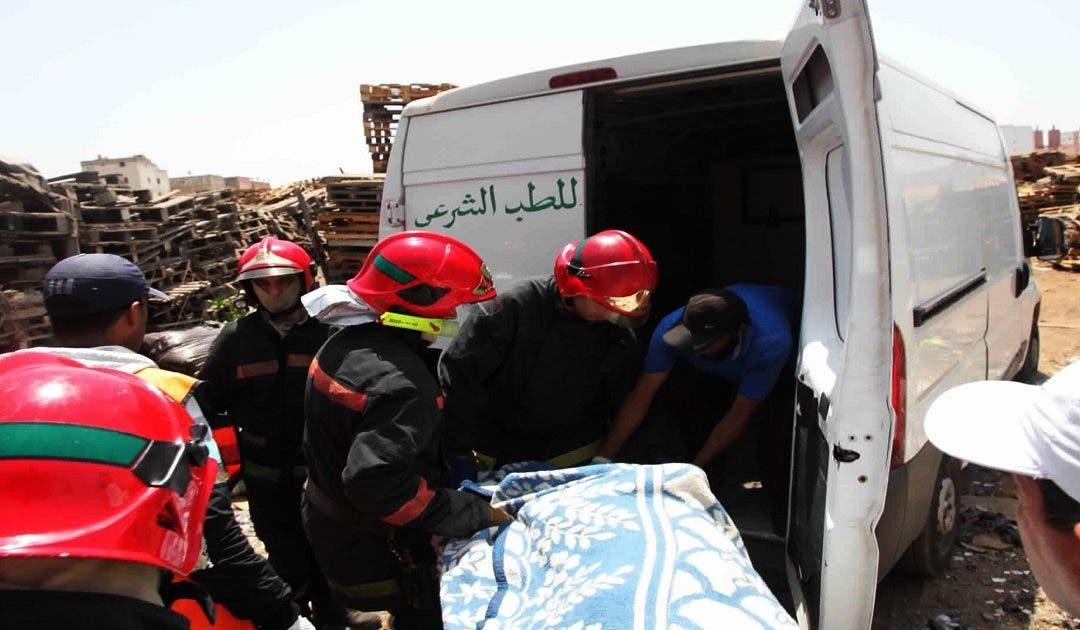Photo of العثور على جثة أربعينية متفحمة بالبيضاء وسط شكوك في انتقام غرامي