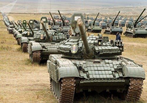 صحيفة : المغرب يعتزم استيراد اكثر من 200 دبابة  M1A1SA Abrams  - هبة بريس