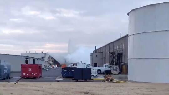 Photo of الولايات المتحدة.. إصابة أكثر من 12 شخصا في انفجار بمصنع طائرات