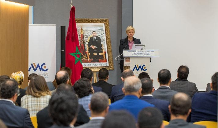 "Photo of الAMMC"" "" تقدم دليلها العملي لمكافحة تبييض الأموال وتمويل الإرهاب"