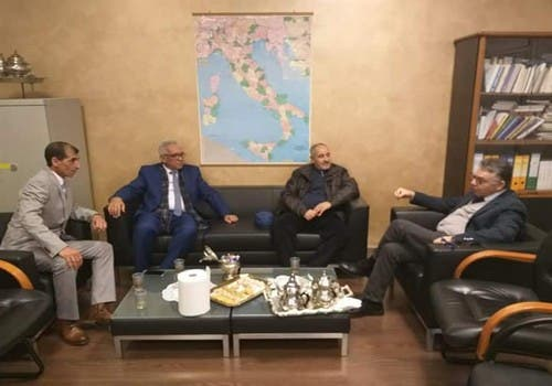 Photo of القنصل المغربي بايطاليا يستقبل وفدا عن المرصد المغربي لنبد الإرهاب والتطرف