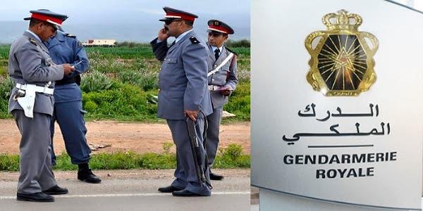 Photo of درك السوالم يداهم أكبر مخبأ لترويج الخمور ضواحي البيضاء