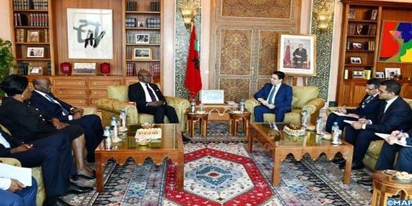 Photo of البرلمانان المغربي والغابوني مدعوان إلى المساهمة في تعزيز العلاقات الثنائية