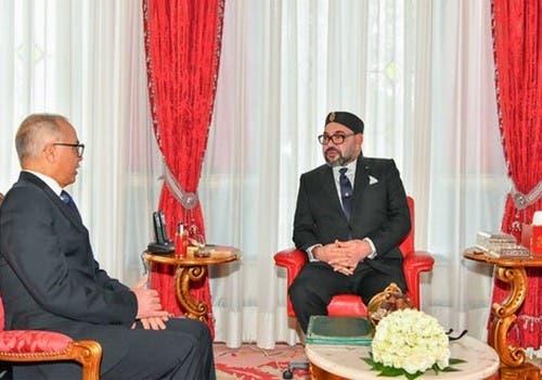 Photo of الملك يُعين أعضاء لجنة النموذج التنموي