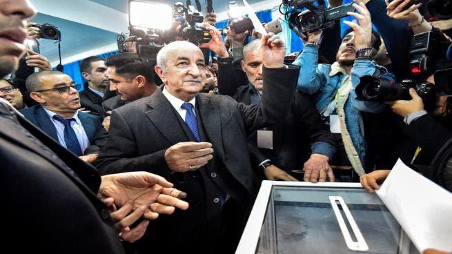 "Photo of البوليساريو تصف فوز ''تبون'' بـ ""الخطوة الجبارة  """