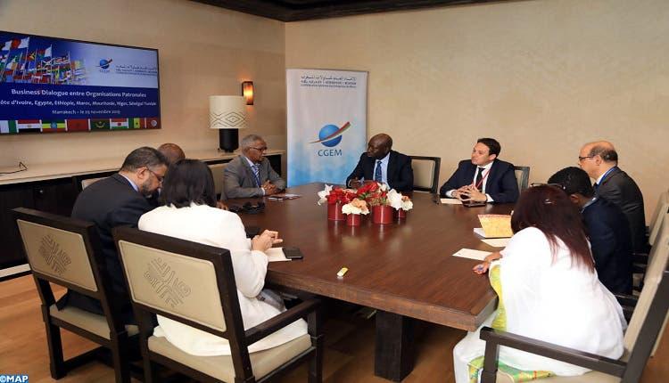 "Photo of ""الباطرونا"" تجمع شتات رجال الأعمال الأفارقة و تطلق تحالفا اقتصاديا"