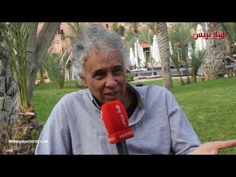 Photo of بنجلون يتحدث عن أفلام الدين والجنس والفنانات الأعلى أجرا و البوز