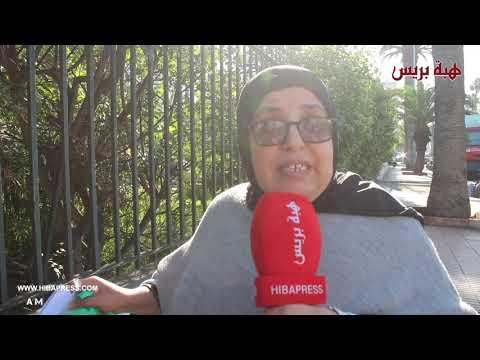 "Photo of صرخة امرأة من أمام مستشفى بالبيضاء ""الحريق شادني وقالو ليا سيري شدي موعد  تا نموت"""