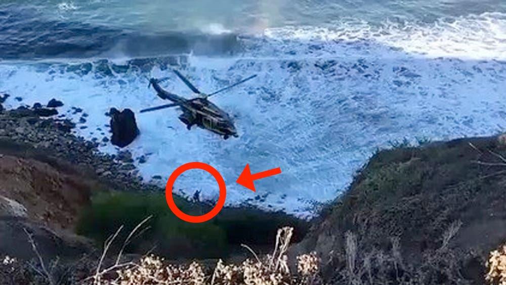 Photo of فيديو .. لحظة إنقاذ سيدة سقطت من على ارتفاع 60 مترا 