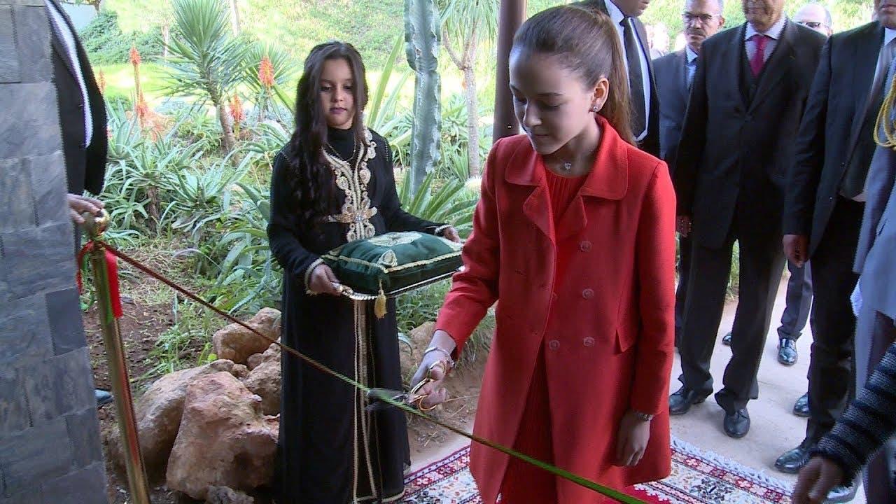 Photo of الأميرة للا خديجة تدشن رواق الزواحف الإفريقية بحديقة الحيوانات بالرباط