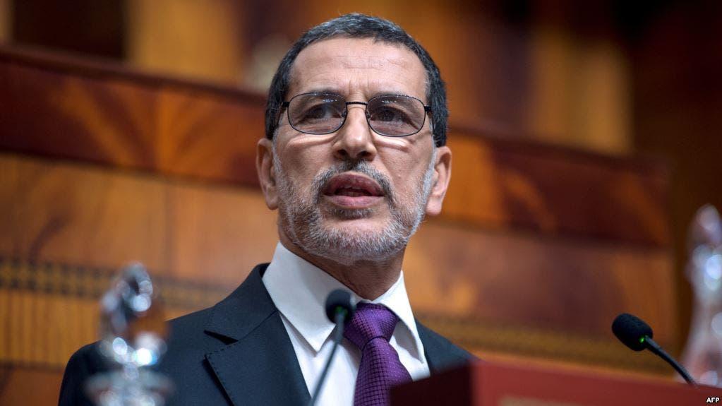Photo of العثماني يعتبر رئاسته للحكومة 'من غرائب الزمان'