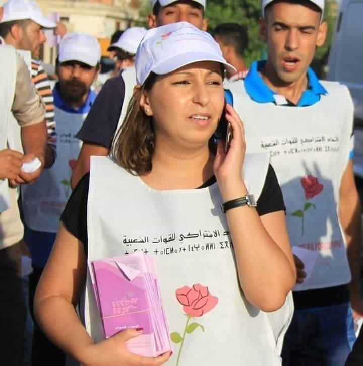 Photo of الموت يغيب انتصار خوخو وسط صدمة مناضلي الاتحاد الإشتراكي