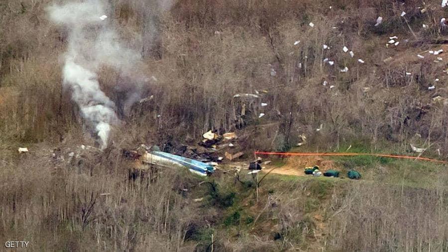 Photo of خبراء يكشفون السبب … لماذا تحطمت طائرة الأسطورة كوبي براينت ؟