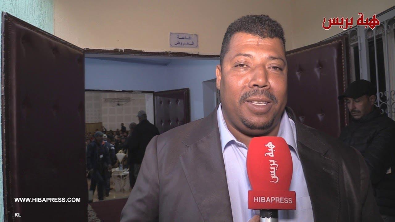 Photo of لقاء تواصلي للهيئة الوطنية التجمعية لمهنيي قطاع سيارة الأجرة بفاس