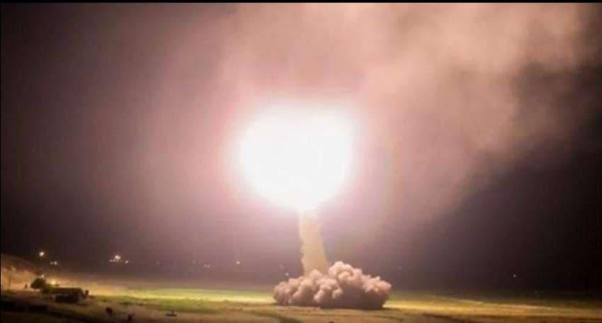 """نتيجة بحث الصور عن إيران تقصف قاعدة """"عين الأسد"""" بالصواريخ ومقاتلات أمريكية تتجه نحو إيران"""""""