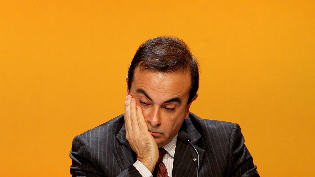 Photo of كارلوس غصن يخرج عن صمته