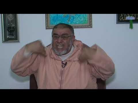 Photo of الشيخ عبد الله نهاري سلسلة لمعات من كلام رب البريات رقم 119 سورة العلق المحطة التاسعة