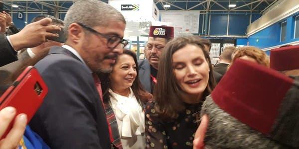 "Photo of ""كريمة بنيعيش"" تفتتح الرواق المغربي ضمن فعاليات المعرض الدولي للسياحة بمدريد"