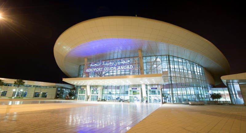 Photo of مطار وجدة انكاد يحتل المرتبة الثامنة وطنيا