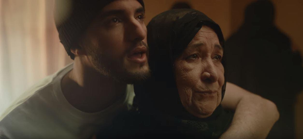 """Photo of زهير البهاوي يتميز في """"لازم علينا نصبرو """""""