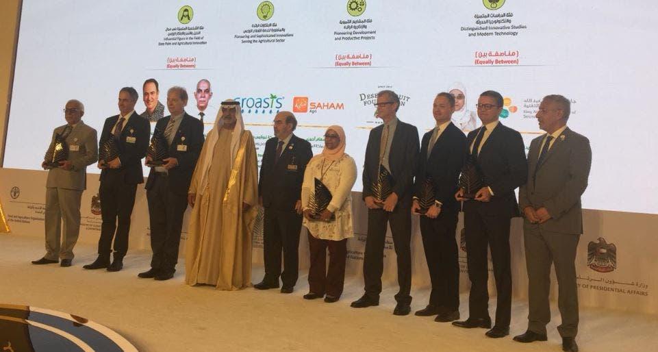 Photo of مغربية تتألق بالإمارات و تفوز بجائزة عالمية في الابتكار