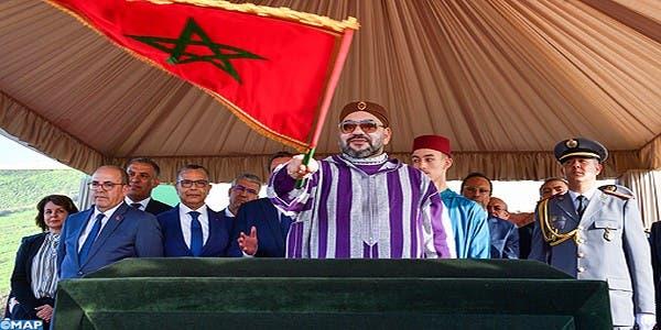 """Photo of الملك يعطي إنطلاقة الإستراتيجية الجديدة للفلاحة """"الجيل الأخضر 2020-2030"""""""