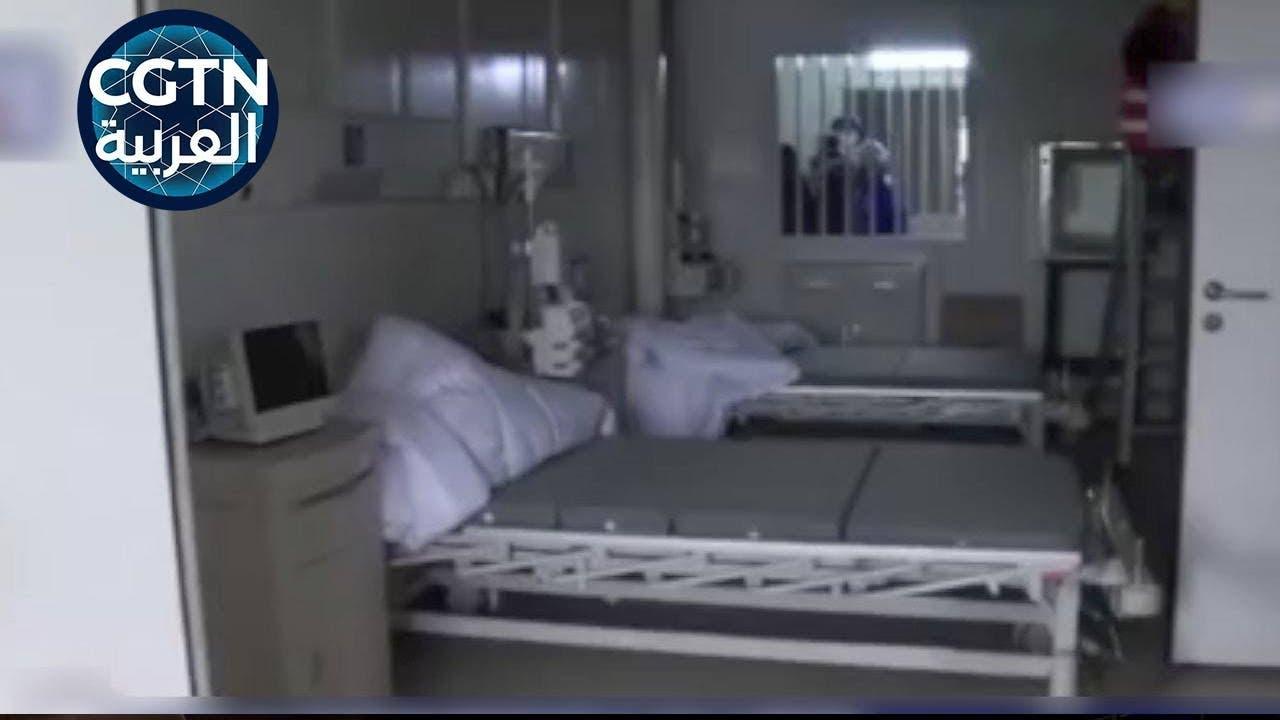 Photo of فيديو .. جولة داخل المستشفى الذي جهزته الصين في 10 أيام لمواجهة كورونا