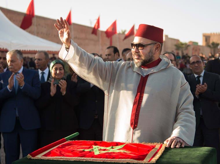 """Photo of الملك محمد السادس ينهي زيارته لجهة سوس بعد أن وضعها على """"سكة"""" التنمية"""