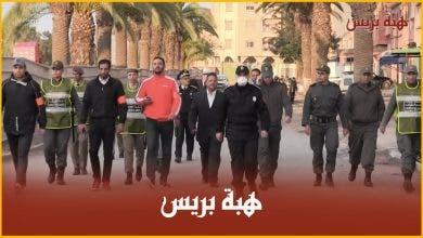 """Photo of بنسليمان .. رئيس المنطقة الأمنية يقود أقوى حملة أمنية بعد إعلان حالة الطوارئ الصحية"""""""
