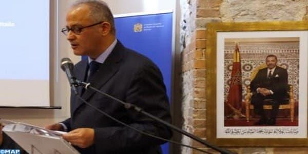 "Photo of سفير المملكة بروما ل""هبة بريس"" : ""في هذه الظروف ..يستحيل ترحيل جثث مغاربة ايطاليا"""