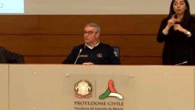 "Photo of عمل جبار لإدارة الحماية المدنية الإيطالية لإنقاذ ضحايا  فيروس ""كورونا"""