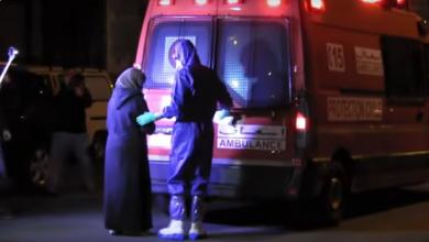 "Photo of نقل عدد من ساكنة "" سباتة ""  للاشتباه في اصابتهم بكورونا وتعقيم حي بأكمله"
