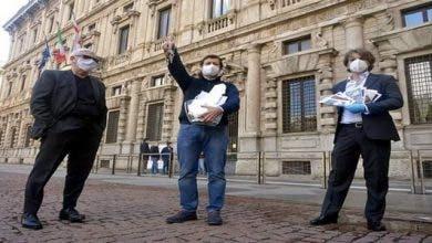 Photo of ايطاليا :أرباب المهن الحرة يطالبون الحكومة الإيطالية باستئناف الأنشطة التجارية